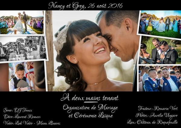 Mariage Nancy et Greg - 26 août 2016 - 600
