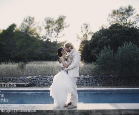 Mariage au Domaine du Gros Driou | {Julie et Tom, 6 août 2016}
