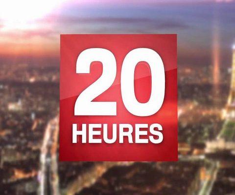 «A deux mains tenant» au Journal Télévisé de 20h sur France 2 !