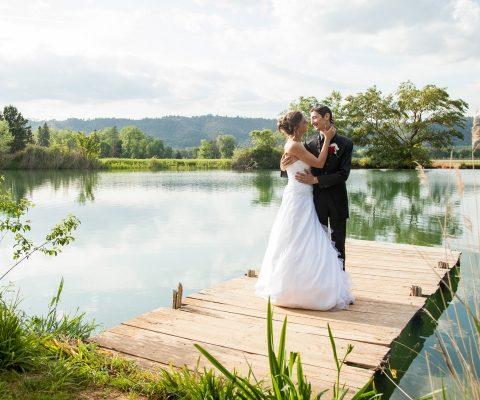 Organisation de mariage au Pavillon d'Aurabelle {Flora et Mathieu, 12 mai 2018}
