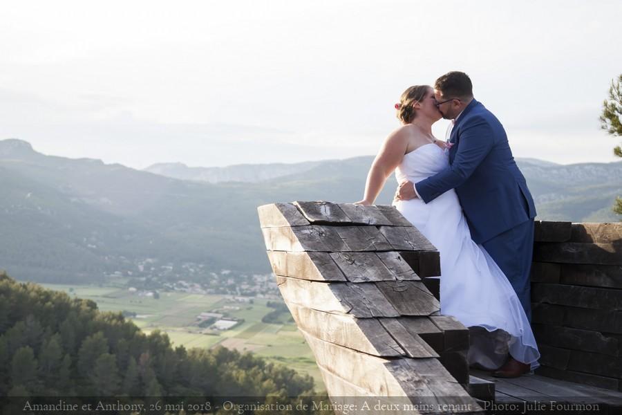 Organisation de Mariage et cérémonie laïque au Gros Driou {Amandine et Anthony, 26 mai 2018}