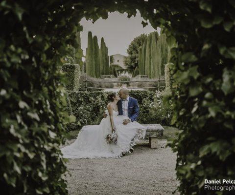 Hélène et Benjamin: Cérémonie laïque au Château Val Joanis {25 août 2018}