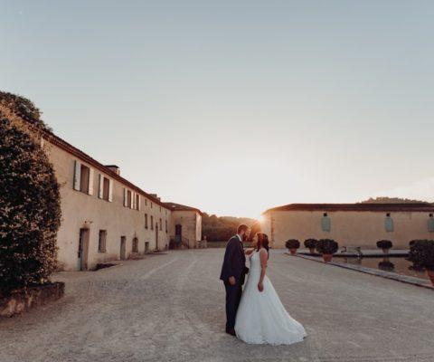 Organisation de mariage et Cérémonie Laïque au Chateau Val Joanis {2019}