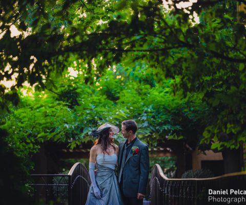 Cérémonie laïque au Moulin de Gemenos {Ingrid et Patrick, 31 juillet 2020}