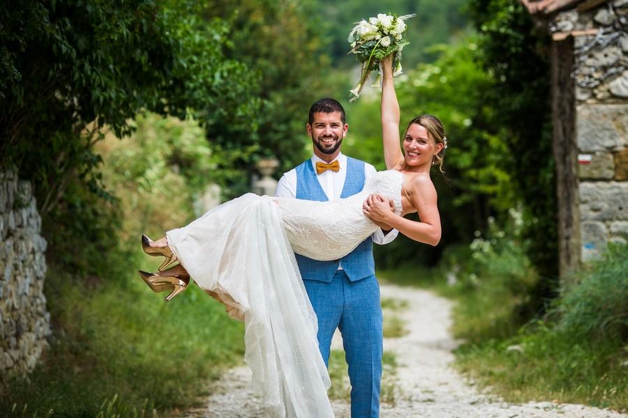 Organisation de mariage au Clos du Tuilier {Pauline et John, 2021}